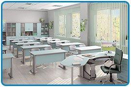 Вентиляция и кондиционирование учебных заведений