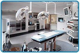 кондиционирование медицинских учреждений