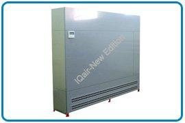 Приточно-вытяжная установка с системой кондиционирования IQair
