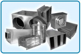 Производство элементов вентиляции
